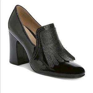 Naturalizer Sammy block -heel bumps size 8